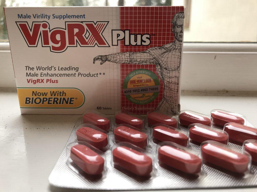 vigRX Plus UK
